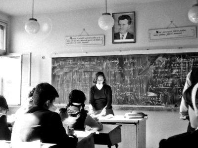 Bucureștiul comunist prin lentila lui Andrei Bîrsan