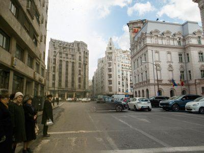 Atunci și acum – București